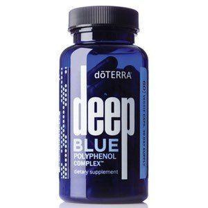 Complexo de Polifenol Azul Profundo